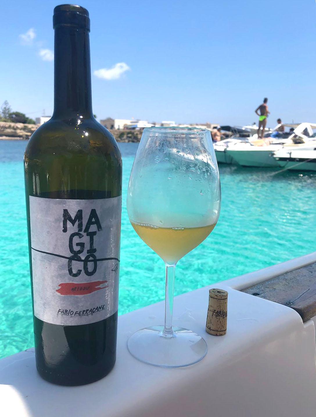 vini bianchi siciliani estate ferracane